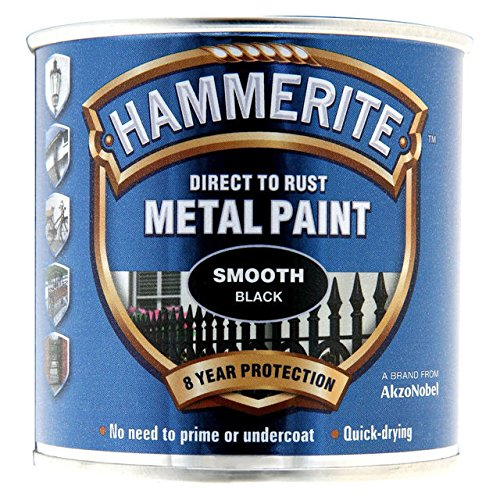 hammerite-smooth-black-metal-paint-250ml