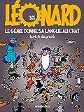 génie donne sa langue au chat (Le) : Léonard ; 35 | Groot, Bob De. Auteur