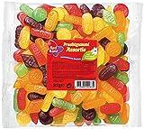 Red Band Fruchtgummi Assortie, 12er Pack (12 x 500 g Beutel)