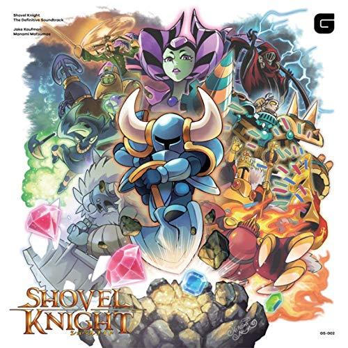Shovel Knight - The Definitive Soundtrack (2LP, Colored, DL) [Vinyl LP]