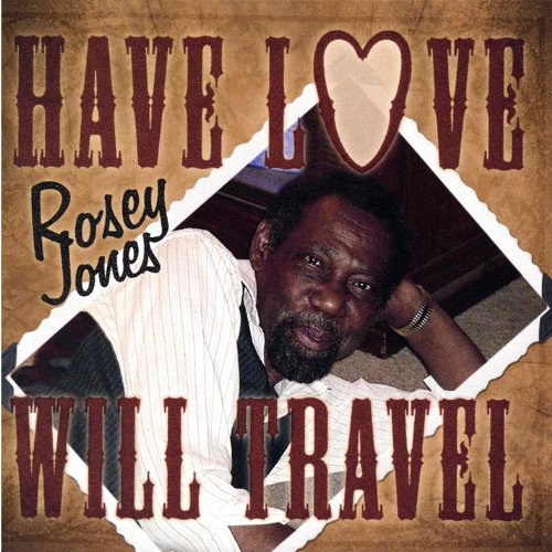 have love will travel by rosey jones on amazon music. Black Bedroom Furniture Sets. Home Design Ideas