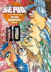 Saint Seiya Deluxe Vol.10