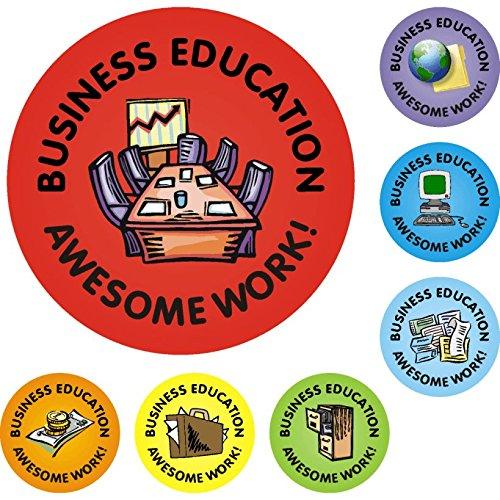 Fantastische Arbeit Belohnungs-Aufkleber - Wirtschaftspädagogik