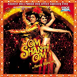 Om Shanti Om (Single Disc) uk [DVD]