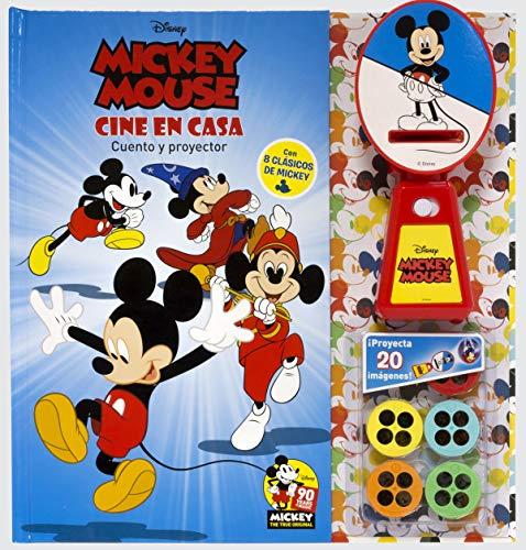 Mickey. Cine en casa (Disney. Mickey)