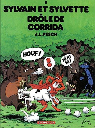 Sylvain et Sylvette - tome 8 - Drôle de corrida
