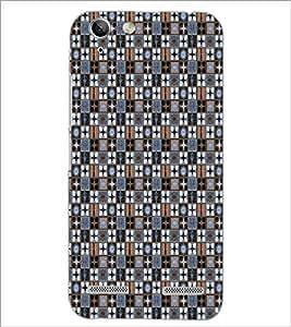 PrintDhaba Pattern D-5339 Back Case Cover for LENOVO LEMON 3 (Multi-Coloured)
