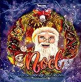 Noël: Livre de Coloriage pour adultes...