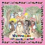 Wettrennen auf dem Reiterhof - Personalisiertes Kinderhörbuch - Unikat - CD - Mawinti - Mit dir in der Hauptrolle