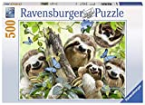 Ravensburger Erwachsenenpuzzle 14790 Faultier Selfie