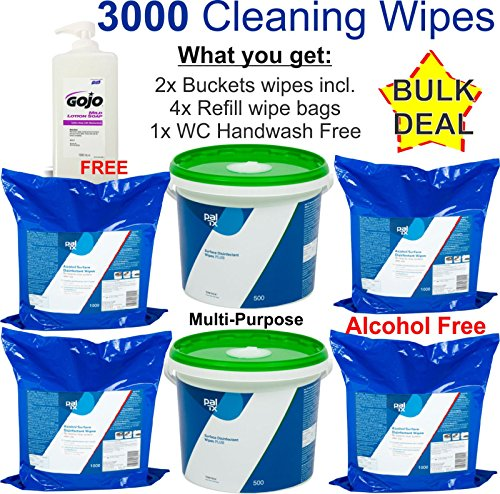 bulk-deal-refill-cleaning-wipes-anti-bacterial-alcohol-free-surface-disinfection