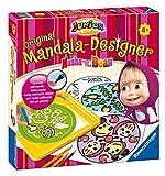 Ravensburger Original Mandala Designer 29878 Junior Mascha und Bär