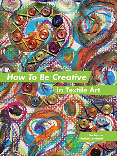 How to Be Creative in Textile Art (English - Adult Kostüm Julia