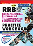 RRB Railway Recruitment Board Electrical/Electronics & Telecommuication Engineering Exam Practice Work Book: For Section Engineer & Junior Engineer - ... Pattern & Syllabus) (25 Model Practice set)