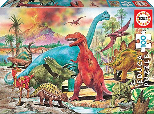 Educa Borrás - Dinosaurios (13179)