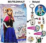 alles-meine.de GmbH 1 Stück: XL Wundertüte & Überraschungstüte -  Disney Frozen - die Eiskönigin  - Überraschungspaket OHNE Süßigkeiten - Kinder für Mädchen - Figuren & Sammelf..