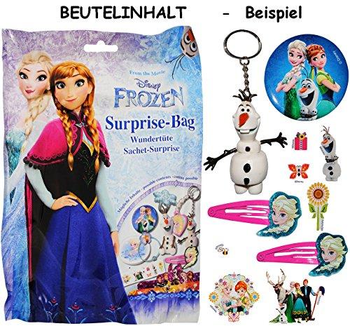 1 Stück: XL Wundertüte & Überraschungstüte - ' Disney Frozen - die Eiskönigin ' -...