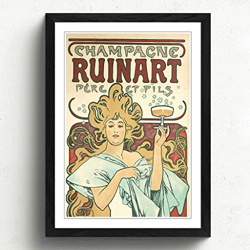 big-box-art-alphonse-mucha-champagne-ruinart-framed-print-with-black-frame-multi-colour-62-x-45-cm-2