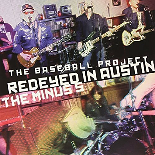 Redeyed in Austin [Vinyl LP] Austin Baseball