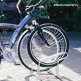 IceFox Freistehender Fahrradständer