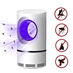 LAYOPO Mosquito Bug Zapper 2019, Ultra Silent Mosquito Killer Lamp USB Photocatalyst UV Physical Mosquito Lamp, 20-50ãŽ...