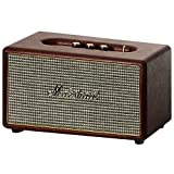 Marshall Stanmore - Altavoz portátil de 80 W (Bluetooth, RCA) color marrón
