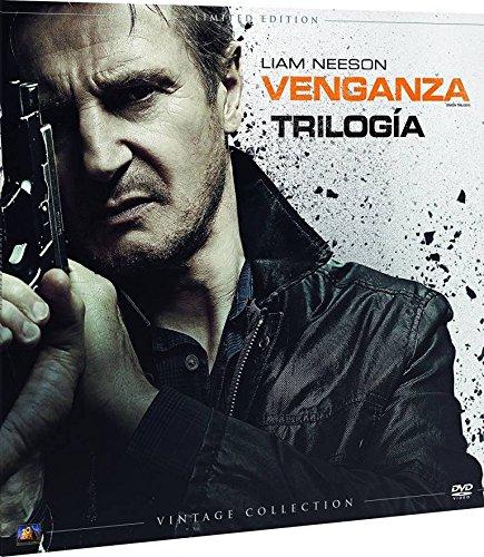 Venganza 1+2+3 Colección Vintage Funda Vinilo [DVD]