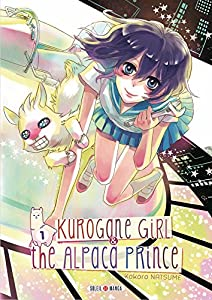 Kurogane Girl & The Alpaca Prince Edition simple Tome 1