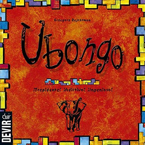 Devir - Ubongo, juego de mesa (BGHUBONGO)