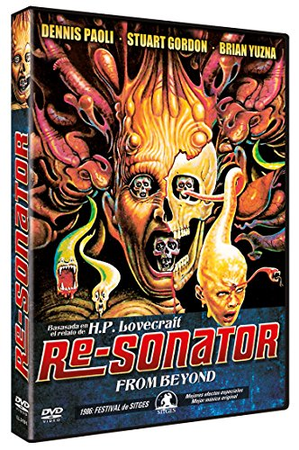 Re-sonator (From Beyond) - 1986 [Edizione: Spagna]