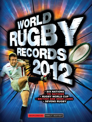 World Rugby Records 2012 por Chris Hawkes