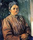 Das Museum Outlet–Portrait Of A Frau, 1900, gespannte Leinwand Galerie verpackt. 29,7x 41,9cm