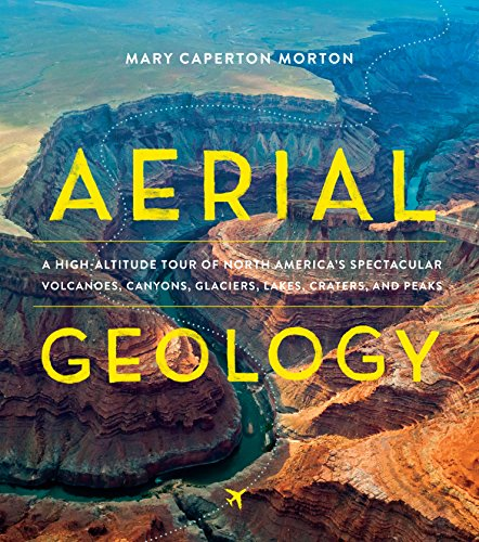 Red Rock Cascade (Aerial Geology: A High-Altitude Tour of North America's Spectacular Volcanoes, Canyons, Glaciers, Lakes, Craters, and Peaks (English Edition))