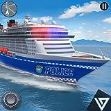 Transporte de automóviles de la policía estadounidense: juego de conducción de cruceros