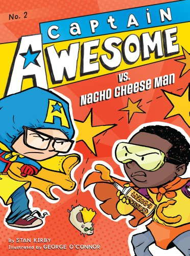Captain Awesome vs. Nacho Cheese Man (Captain Awesome (Quality))