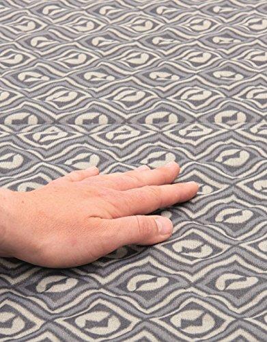 Outwell Erwachsene Inlayzzz 120X200 cm Zeltteppich Grau One Size