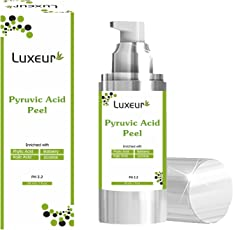 Lee Posh Glycolic Peel Enriched with Kojic Licorice Skin Lightening Barberry