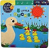 Little Baby Bum 5 Little Ducks (Board Book and Sound)