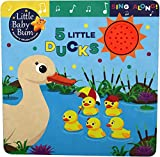 Little Baby Bum 5 Little Ducks (Board Book and Sound)