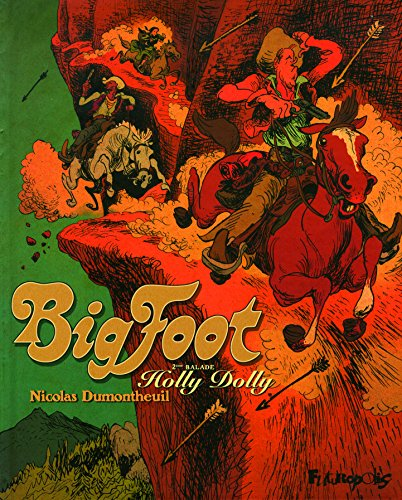 Big Foot (Tome 2-Holly Dolly)