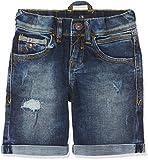 LTB Jeans Jungen Shorts Lance B, Blau (Mattia Wash 50750), 116
