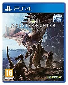Monster Hunter World - Lenticular Edition (PS4)