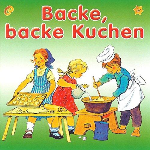 Heute backen wir Pfefferkuchen (Runde, bunte Pfefferkuchen backen wir zur Weihnachtszeit)