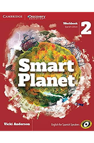 Smart Planet Level 2 Workbook Spanish