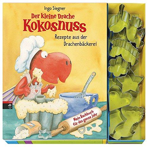 Der kleine Drache Kokosnuss - Rezepte aus der Drachenbäckerei - Set (Spiel- und Beschäftigungsspaß, Band 5)