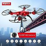 Cewaal (EU Plug) Rc Quadcopter avec caméra, appareil photo 1080p 8MP et mode de maintien élevé 2.4G 4CH 6Axis Drone pour un bon choix pour la formation de drone