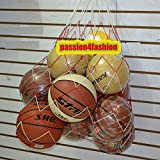 Die besten Basketball Tore - Generic 1PC Basketball Football Große Mesh Bag Säcke Bewertungen
