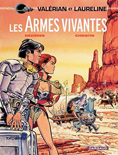 Valérian - Tome 14 - Armes vivantes (Les) par Christin