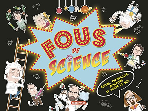 Fous de science par Dan Green