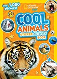Best Books 4 Year Old Boys - Cool Animals Sticker Activity Book Review